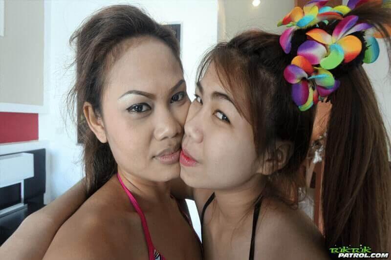live telefonsex mit zwei hübsche lesben girls aus thailand
