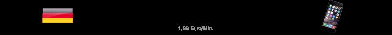 Preisauszeichnung Deutschland fürs Handy